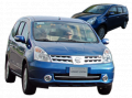 Nissan Grand Livina car