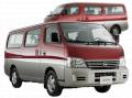 Nissan Urvan Estate car