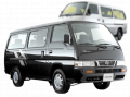 Nissan Urvan car