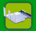 Concealed Frame Ceiling System (