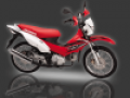 Honda XRM125 Off Road motorcycle