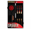 Black Gripper -Brass Dart Pins