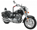 XSJ150-5 Cruiser motorcycle