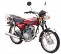 XSJ125-7A motorcycle