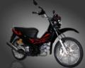 Honda XRM 125 motorcycle