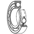 Single-Row Deep Groove ball bearings