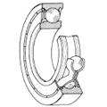 Miniature and instrument ball bearings