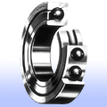 Matched angular contact ball bearings