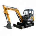 ME3703 Excavator