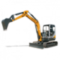 ME6003 Excavator