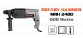 Rotary Hammer MRH 2400 drill