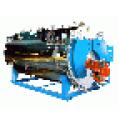 Oldenburg 3-pass wet-back packaged Fire tube boiler