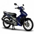 Yamaha Sniper motorcycle