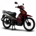 Yamaha Vega motorcycle
