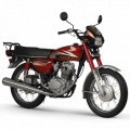 TMX 155 motorcycle