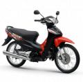 Wave 100R motorcycle