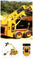COW 8000-EX Digger