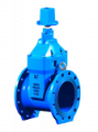 MF Gate Valve Flanged Series 21/00 PN-10 and PN-16