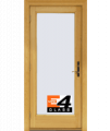 400 Series Frenchwood® Hinged Patio Doors - Outswing