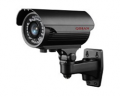 Waterproof Outdoor IR Camera 1/4 inch Sharp Color CCD 420TVL 12V