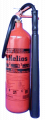 CO2 11 lbs extinguisher