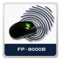 FP-8000B Biometric & Time Attendance System