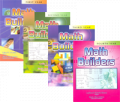 Math Builders books