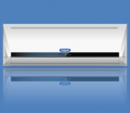 KSW-09R2/KPC-09HH2 Wall Mounted Air Conditioner