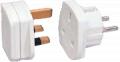 UK to EURO 9906 Travel Adapter