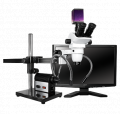 SSZ-II PK7 WSXGA Camera Systems Microscope