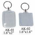 Acrylic Keychain AK01-02
