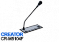 Creator - CR-M5104F Conference System