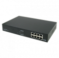 AS-308C 8 Port PSE Fast Ethernet Web Management Switch