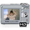 Kodak Easy Share C813 8MP 3XZoom (Silver) camera