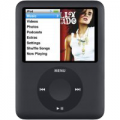 IPod Nano Video (Black) (8GB) player
