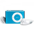 IPod Clip 3rd Gen (Blue) (1GB) player