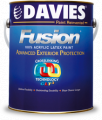 Davies Fusion 100% Acrylic Latex Paint
