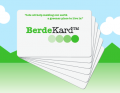 BerdeKard PVC cards
