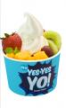Yes Yes Yo! frozen yogurt