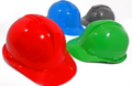 Hard Hats for construction work