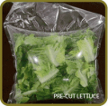Lettuce fresh packaging