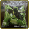 Lettuce fresh packaging