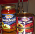 Crab Paste  Blended with selected spices
