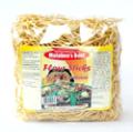Flour Sticks with Squash - Pancit Canton Kalabasa