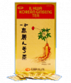 Il Hwa Korean Ginseng Tea (18%)