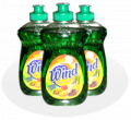 Wind Dishwashing Liquid