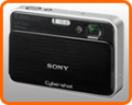 Sony Cybershot DSC T2 Digital Camera