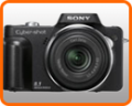Sony Cybershot DSC H3 Digital Camera