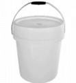 Plastic Container Bucket Stock No. 8698