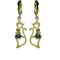 Amaia Gold Earrings